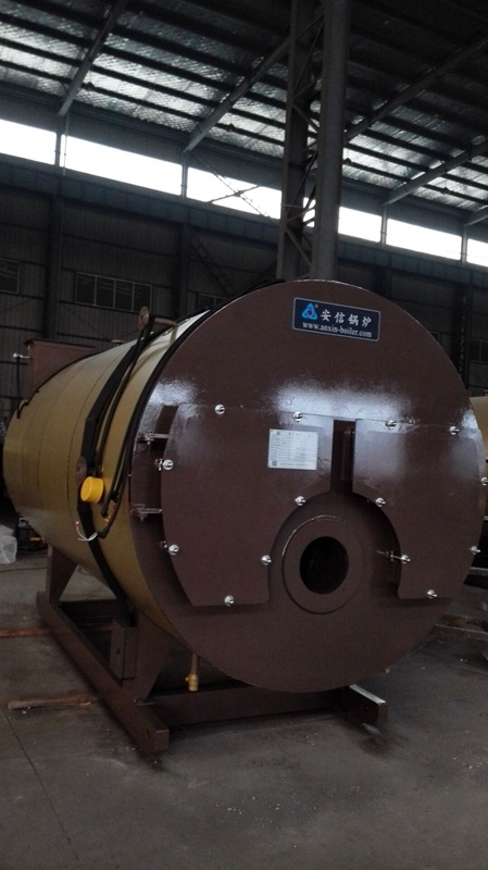 Horizontal Gas Fired Steam Boiler (WNS Series)