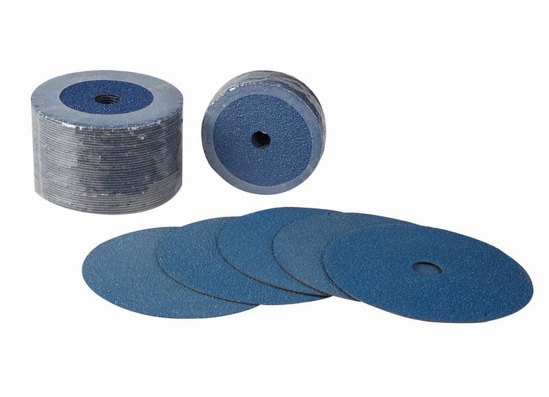 Zirconia Fibre Disc/Coated Abrasive/Sanding Disc