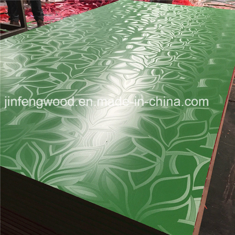 15mm Thickness Palin MDF/ Melamine MDF/ UV Coated MDF/ PVC MDF