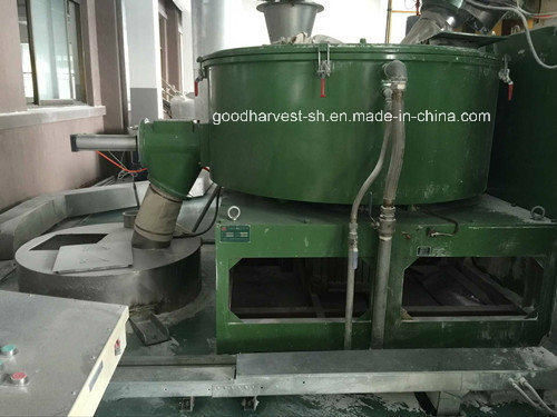 Cooling Mixer for PVC Calender Line Making Plant Equipment