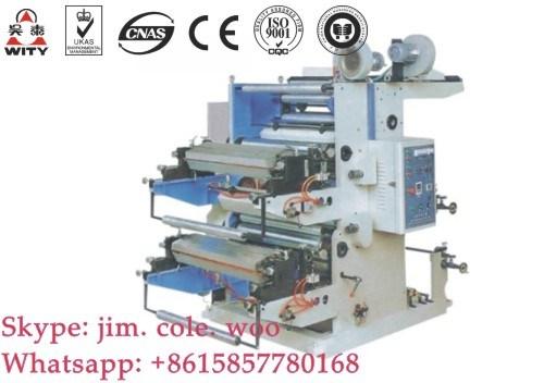Eight Colors Flexo Printing Machine (YT-8 Series)