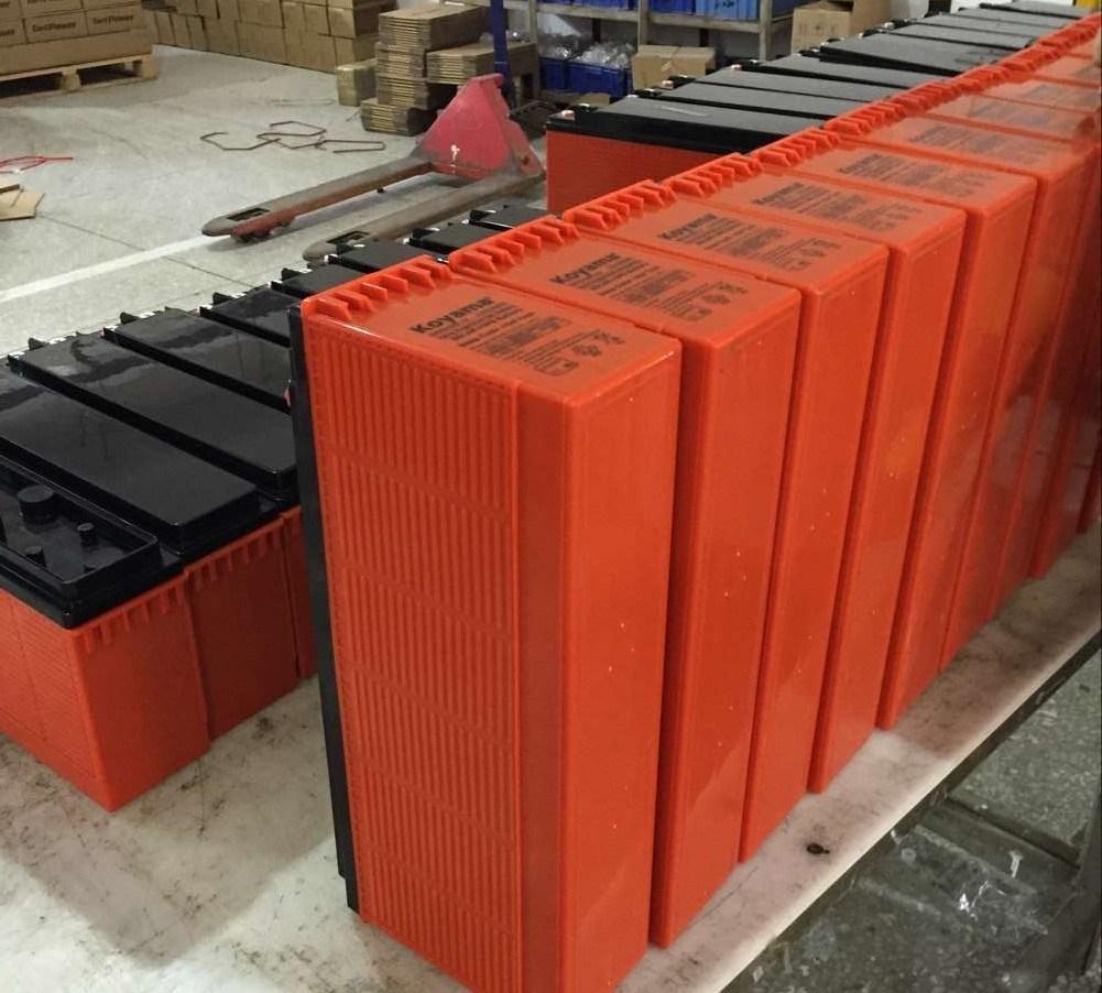 Long Life 150ah 12V Solar System Front Terminal AGM Battery
