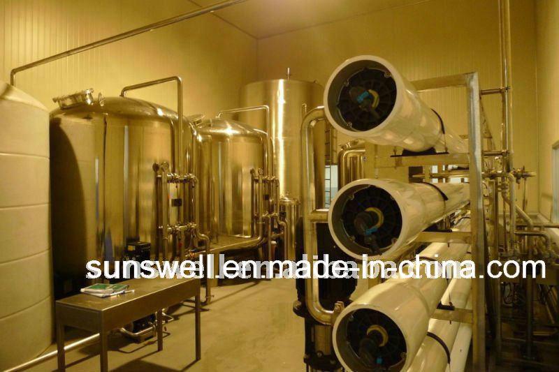 Hollow Fiber Filter, Drinking Water Treatment System/Water Purification System\Water Treatment