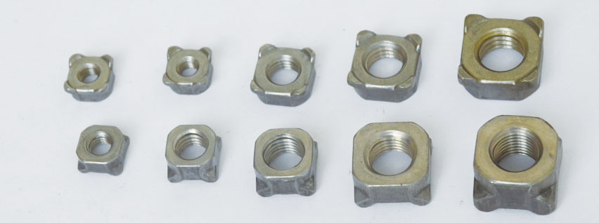 High Quality Auto Square Weld Nut Welding Nut