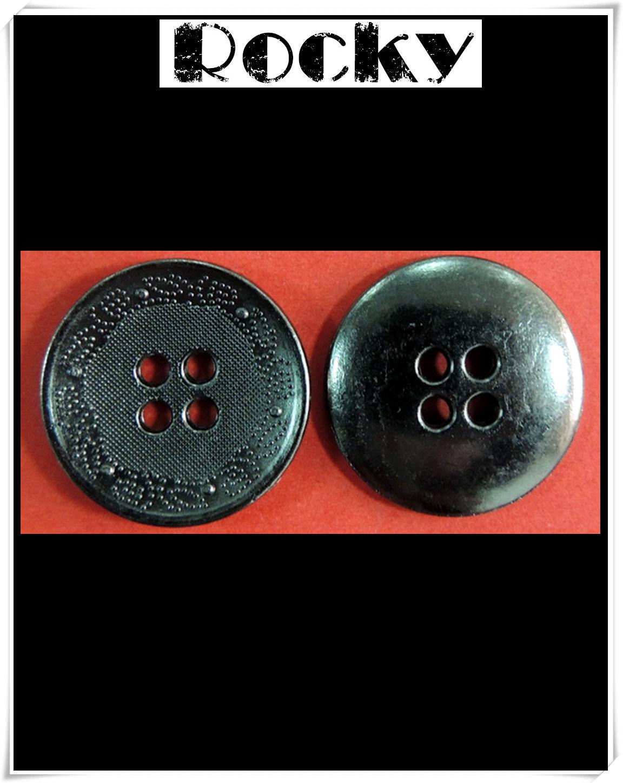 Alloy Button Metal Shank Button for Garment