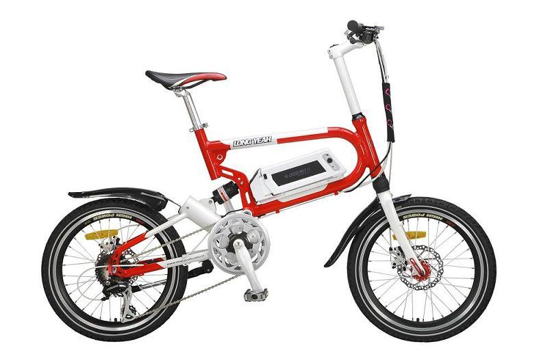 Mountain Electric Bike New 2015 (TDM1203Z)