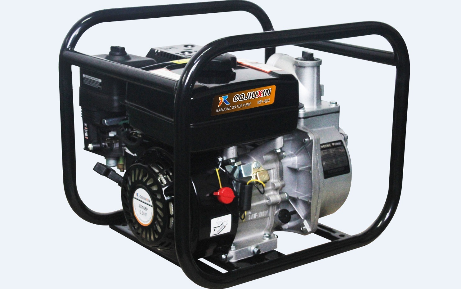 4 Inch Gasoline Water Pump for Agricultural Use with Ce, Son, ISO