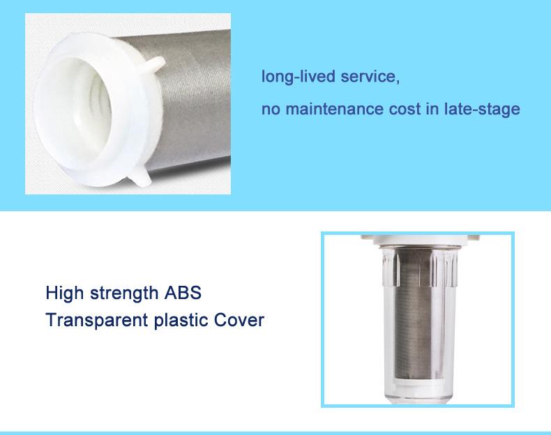 Water Treatment Equipment Water Filter J