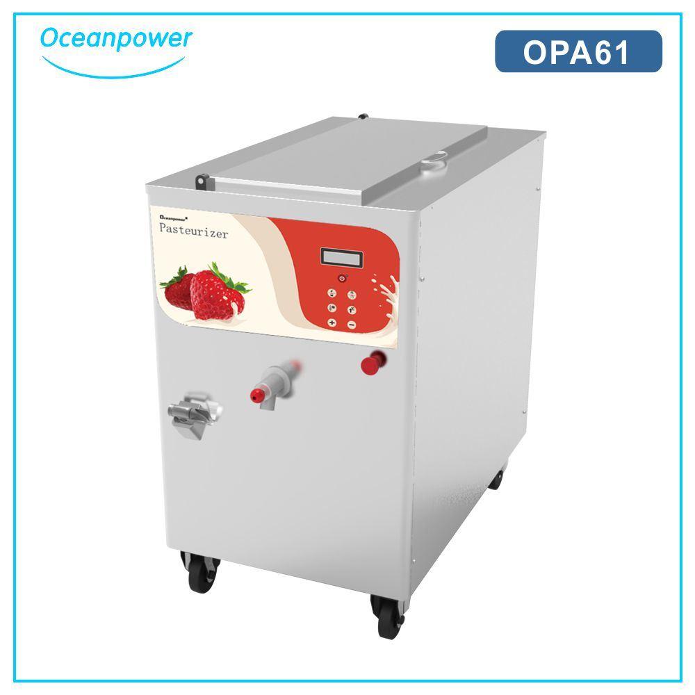 Geloto Pasteurizer Machine (Oceanpower OPA61)
