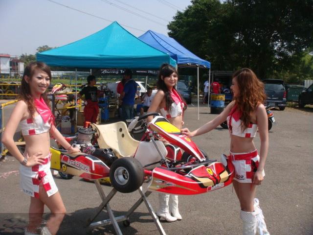 125cc Racing Go Kart