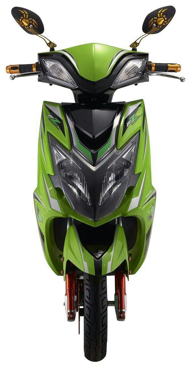 60V/72V 20A Electric Motorcycle
