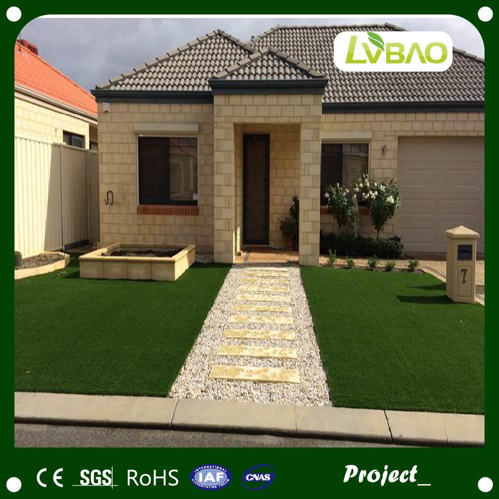 Outdoor Commercial Garden Cartoon Design Colorful Grass Carpet