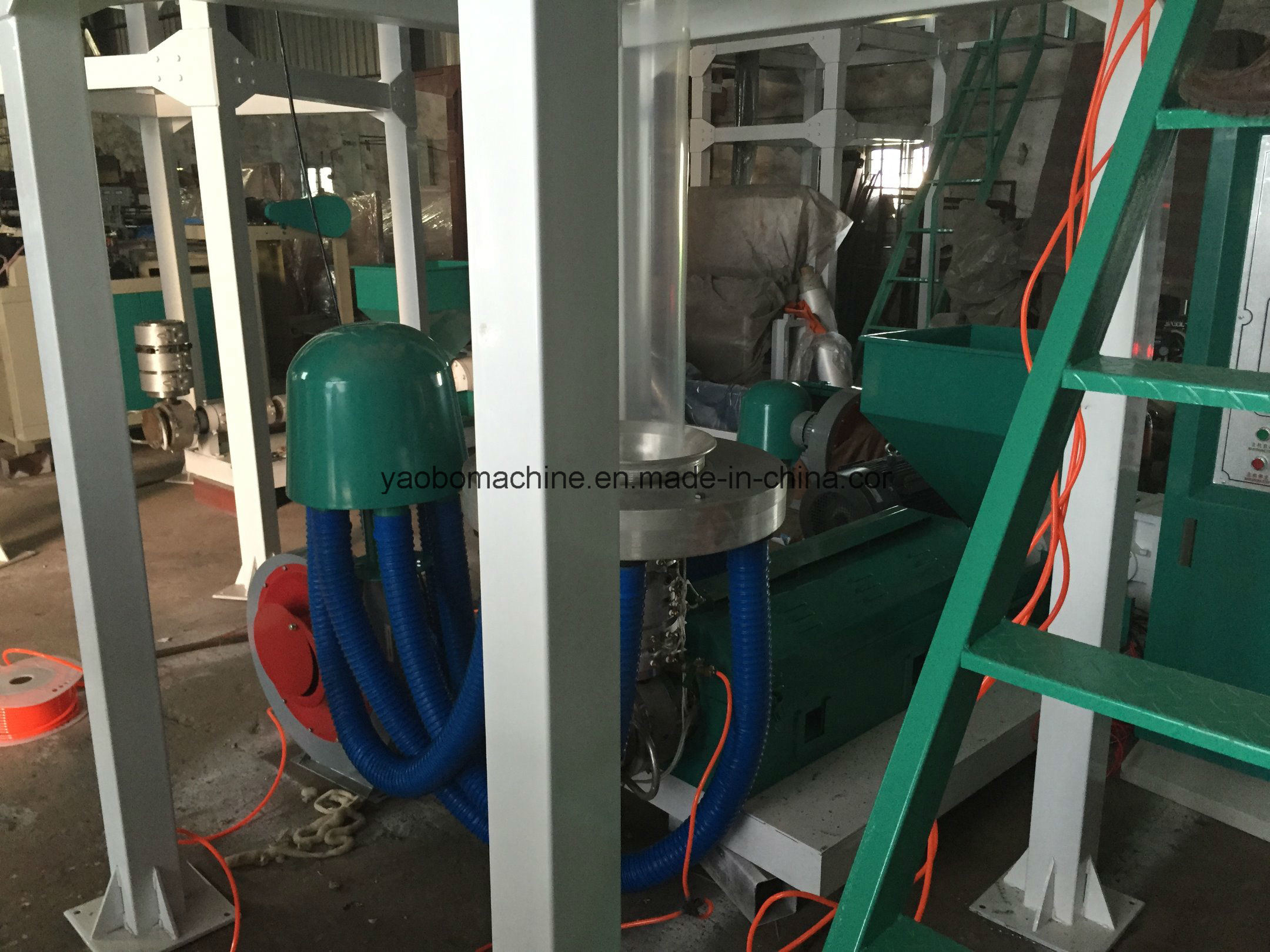 Sj-a HDPE&LDPE Film Blowing Machine Made in China