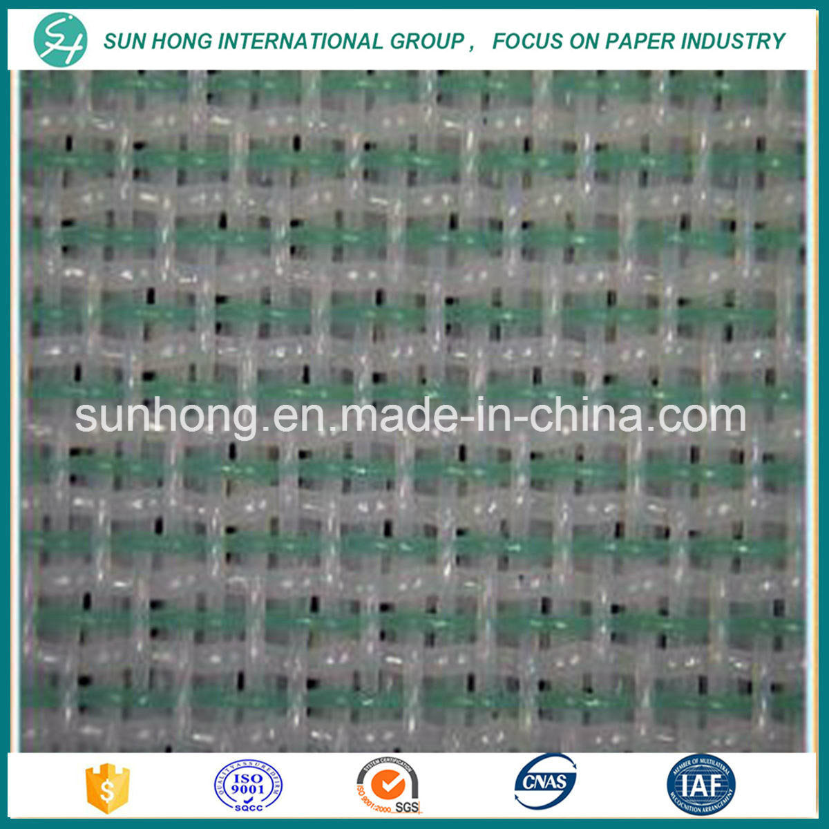 Single Layer Forming Fabric for Paper Mill