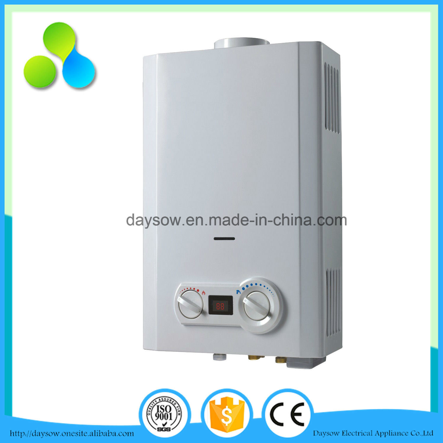 Low Pressure Gas Water Heater