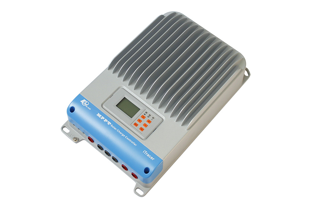 Epsolar MPPT-60A Negative-Grounded 12V/24V/36V/48V Solar Controller Itracer6415ND