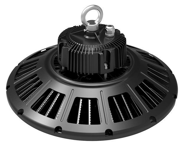 5 Years Warranty High Power 200W Industrial UFO LED High Bay Lamp for Warehouse Lighting