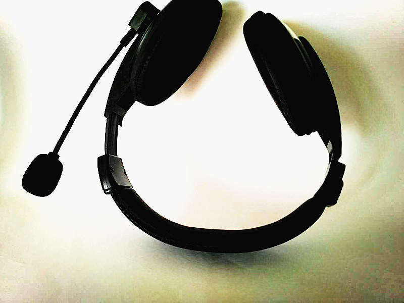 Headphones with Microphone for Smartphones MP3/4 Laptop Computers Tab Let MacBook Folding Gaming Earphones