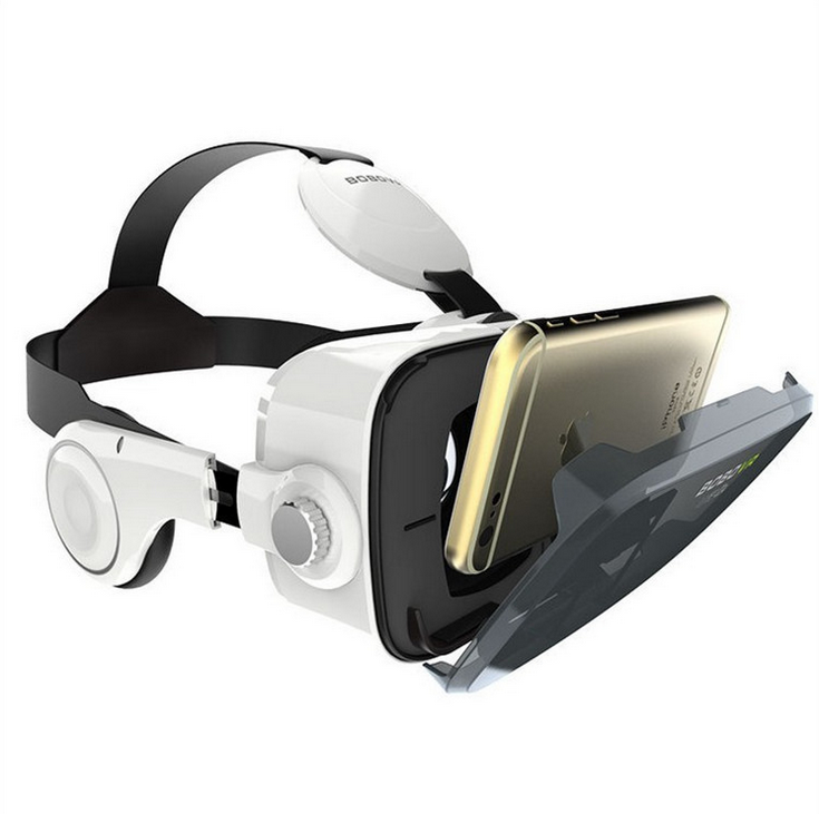 New Coming 3D Vr with Headphone for Bobo Vr Z4