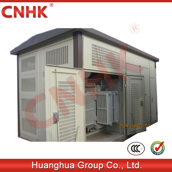 Wind Power Generation Combined Prefabricated Substation