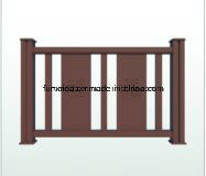 Easy Installation WPC DIY Railing 1100*1200 - K-Nrl- 021