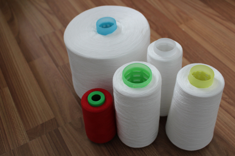 100 Percent Polyester Knitting Yarn (20s to 60s)