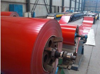 Low Price Color Coated Steel Coil