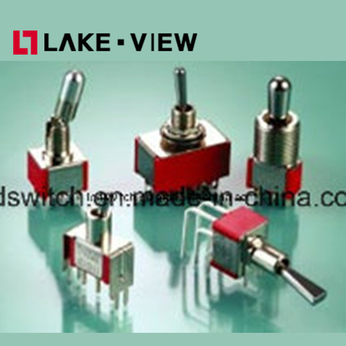 SGS Metal Toggle 6 Pins Way Switch Used in Power Tooling Machine