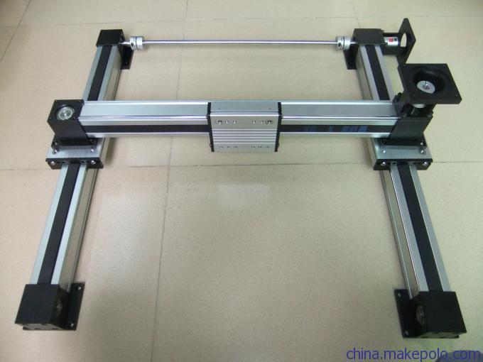 Aluminium Steel Precise Linear Actuator Module for Automatic Machine