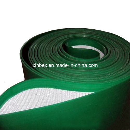 PU/PVC Amseal/Selvedges/Binding Sealed Edge Conveyor Belts