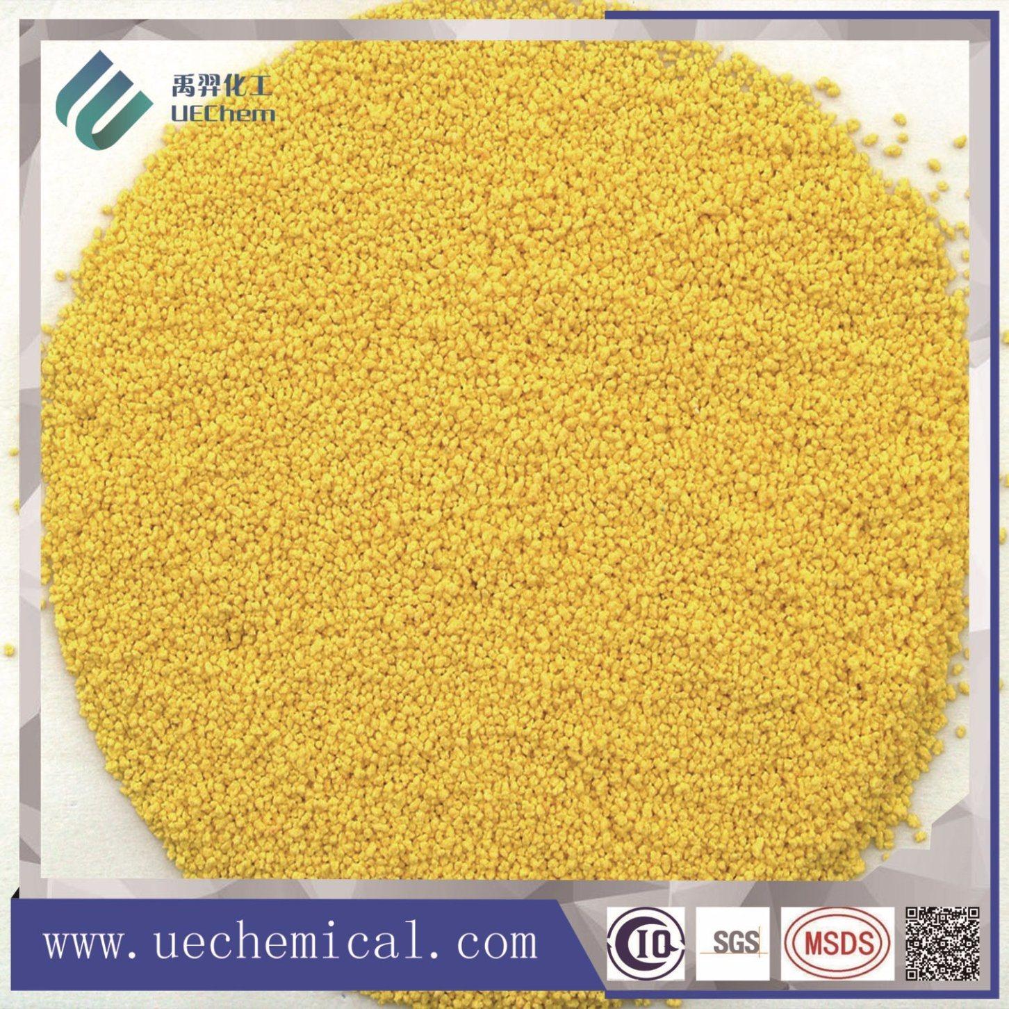 Yellow Speckles for Detergent Powder