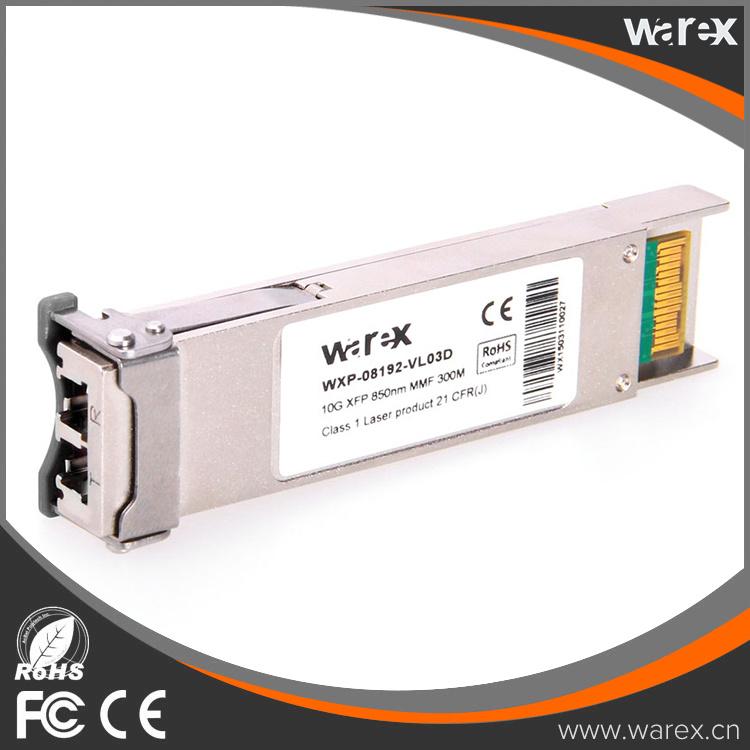 H3C Network XFP-SX-mm850 Compatible Fiber optic 10GBASE-SR XFP 850nm 300m DOM Transceiver