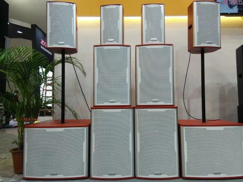 Single 18 Inch Professional Speaker Box Subwoofer (TK-18S)