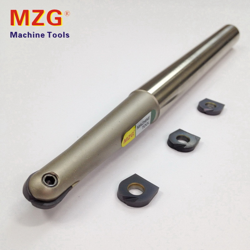 Spherical CNC Lathe Machine Indexable Carbide End Mill Cutter