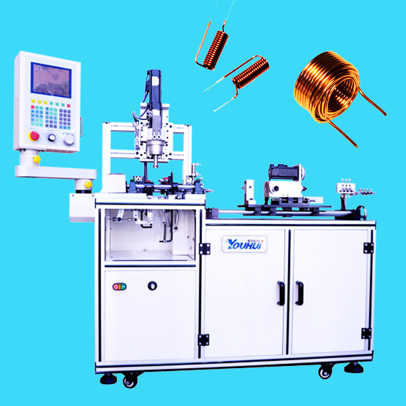 Simply Adjustment CNC Spring Winding Machinery