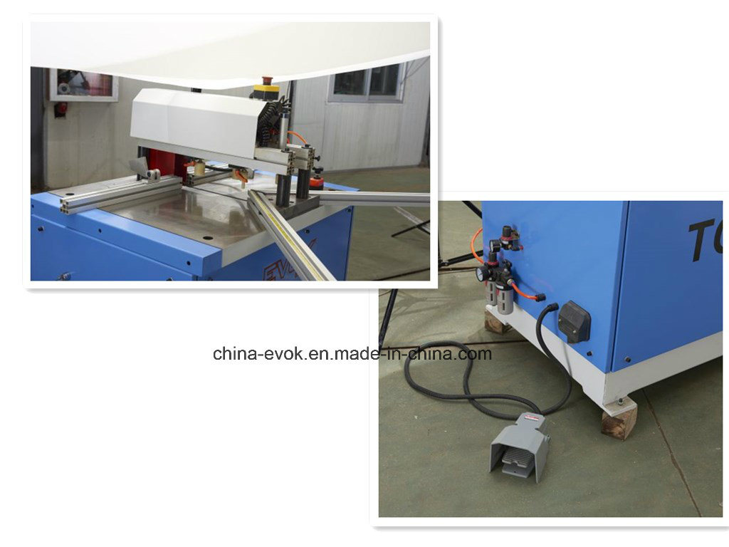 Automatic Wood Top Line Cutting Machine Tc-150