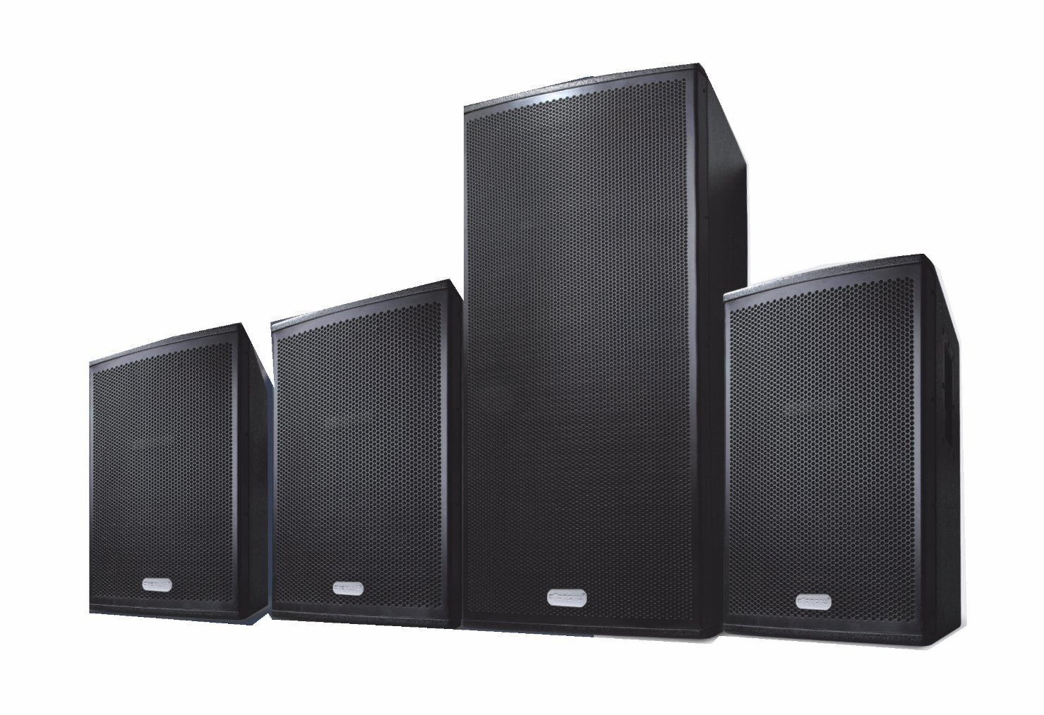 Ex10 10′′ Speaker Box Professional Loudspeaker (TACT)