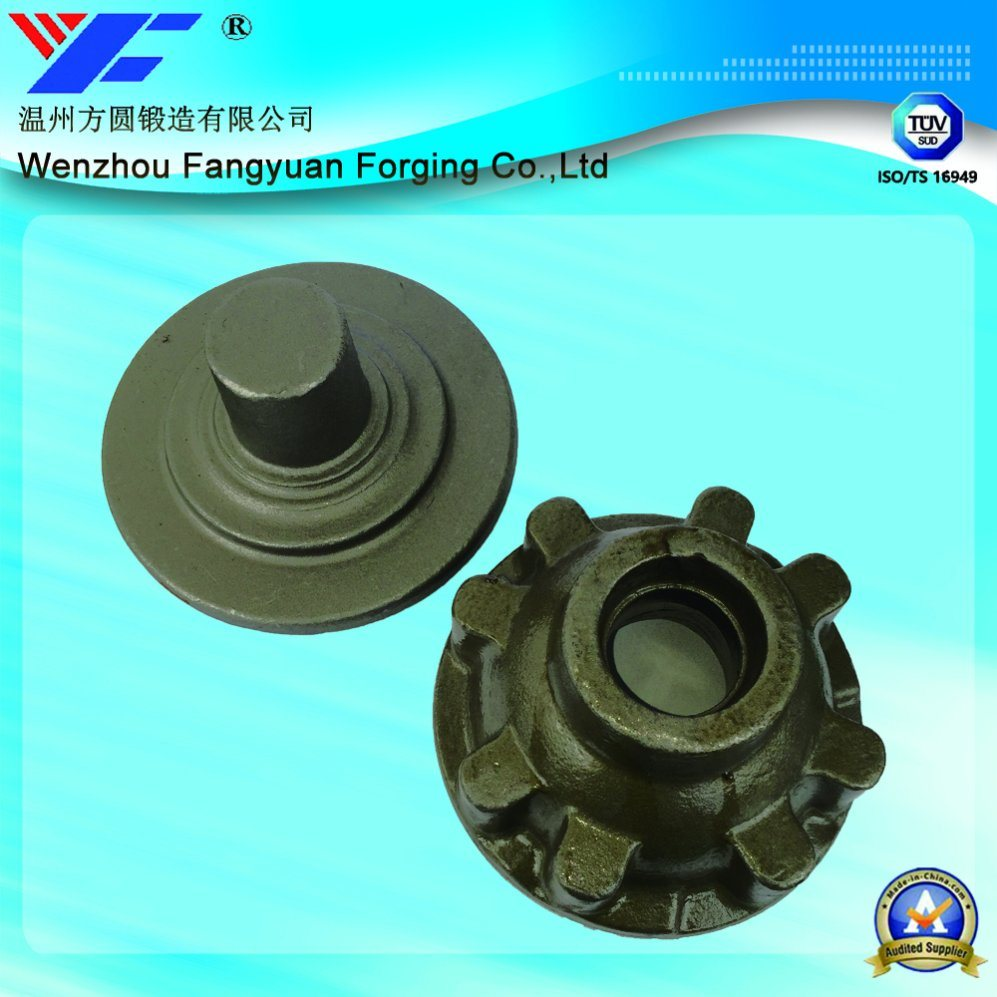 High Quality Hot Forged Wheel Hub for Truck Parts