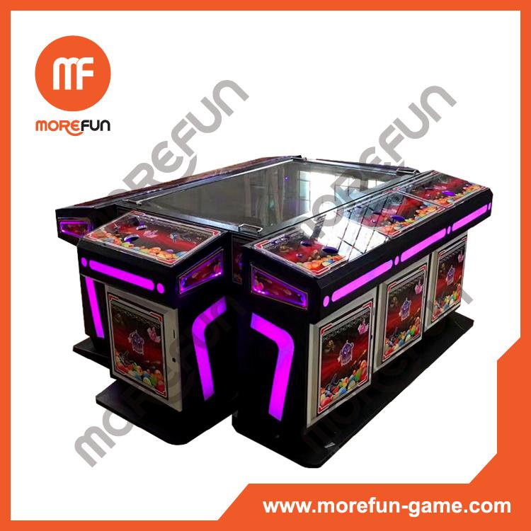 USA Texas Marketing Favorite Hot Sale Fish Casino Game Table Gambling Machine