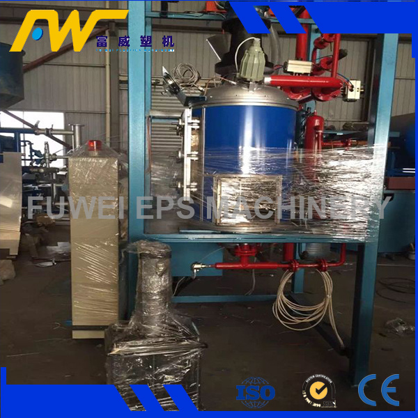 Batch Pre-Expander Machine Made by Fuwei EPS Machinery