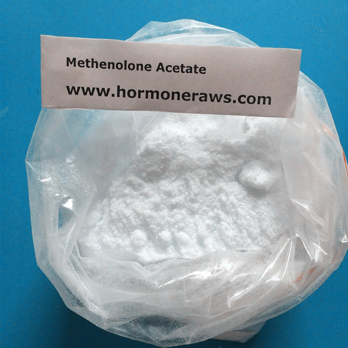 Methenolone Acetate Steroid Hormone Powder Primobolan Acetate Powder