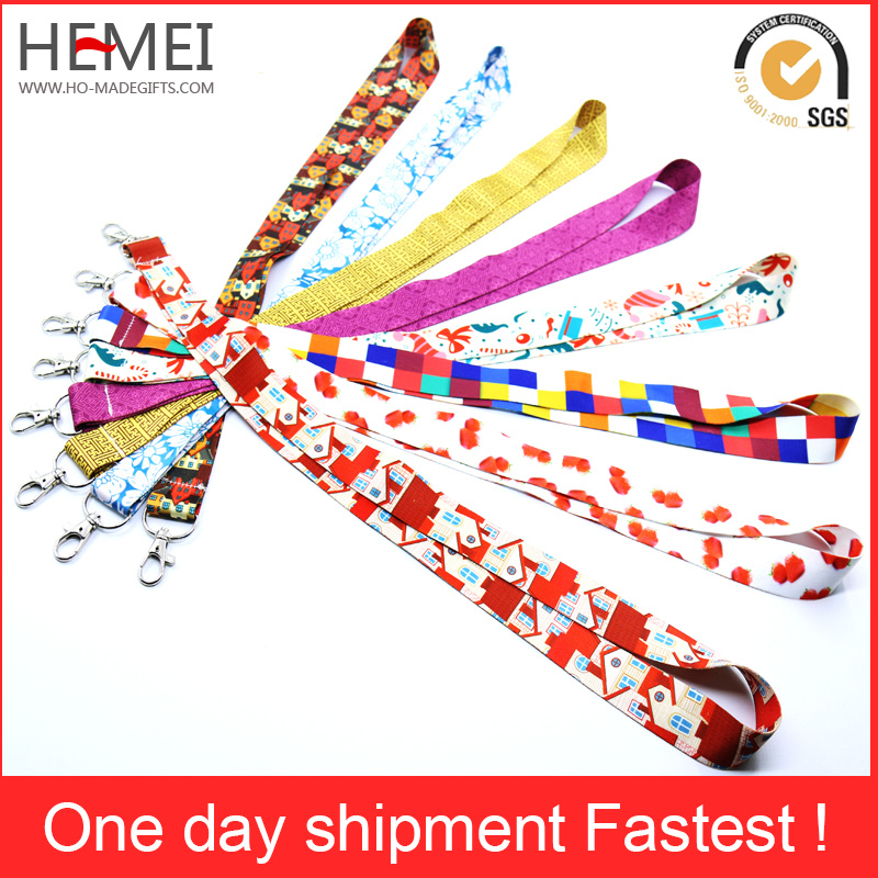 Customized Lanyards with Pantone Color Matched