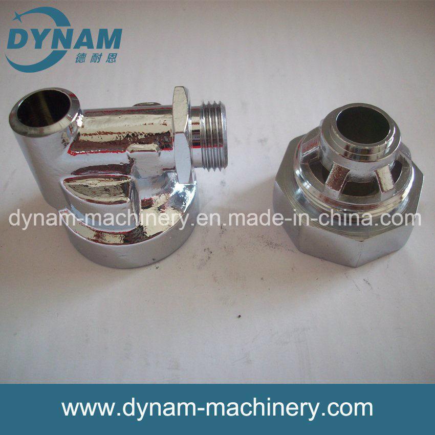 CNC Machining Parts Aluminium Zinc Alloy Die Casting