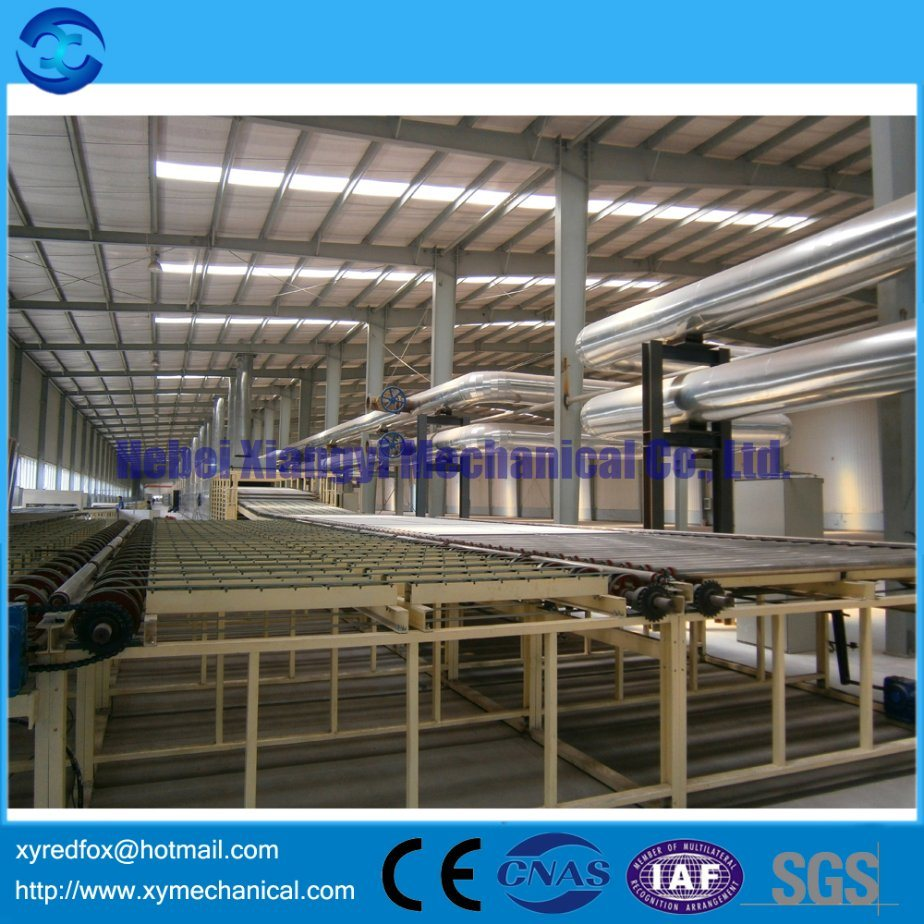 Gypsum board Production Line - 15 Millions Square Meters Annual Output