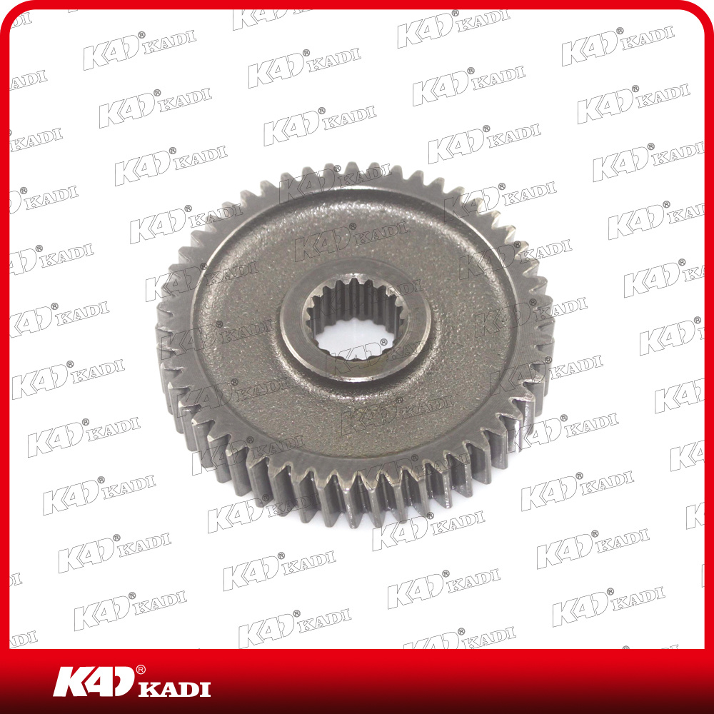Chian Motorcycle Spare Parts Motorcycle Gear Tooth Parts for Gy6-125