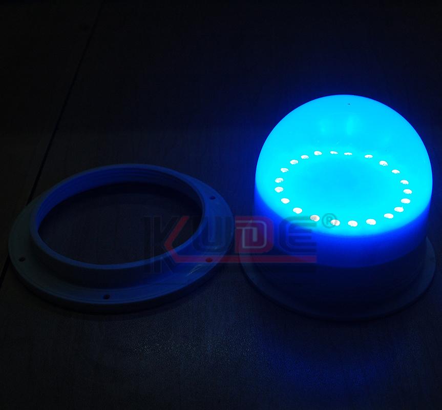 Easy Installation LED Lamp Rotating RGB Lamp for Illuminated Furnitures