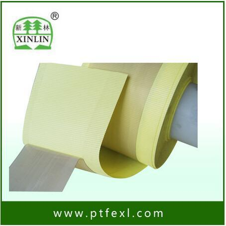 PTFE Skived Film Teflon Coated Glass Fiber Adhesive Tape