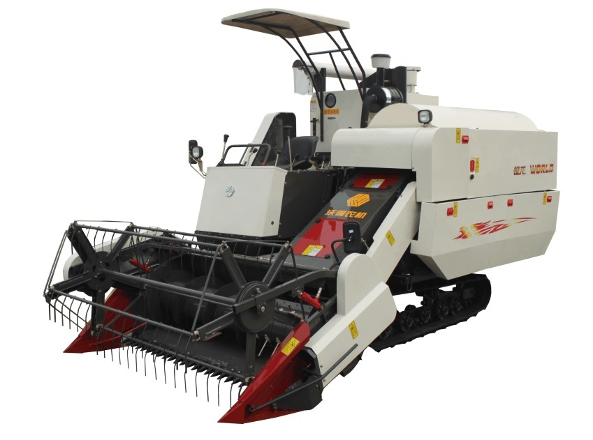 Combine Harvester of 4lz-4.0z for The Harvesting