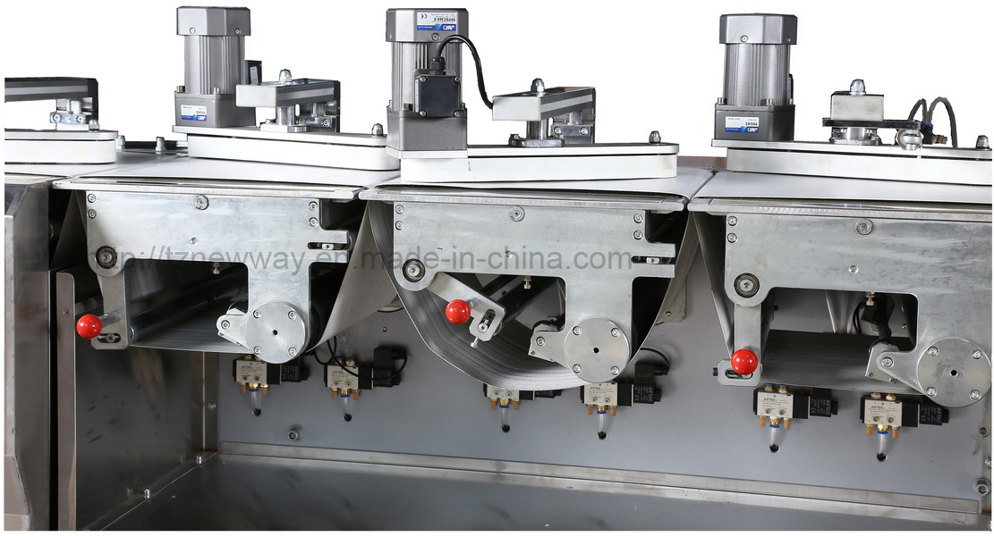 Automatic Food Feeding and Packaging Machine for Chocolate/Candy