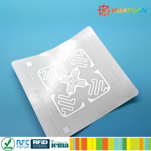 promotion Impinj H47 Monza 4D RFID UHF Inlay for Logistics